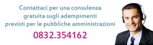 Consulenza gratuita per adempimenti pubblica amministrazione in materia di protocollo informatico e conservazione digitale