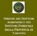 Logo Ordine Dottori Agronomi e Forestali della Provincia di Taranto